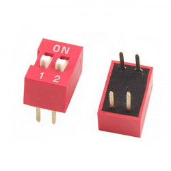 DIP SWITCH 2-POSITION