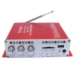 AUTO POWER AMPLIFIER T-300 W/MP3/FM/REMOTE