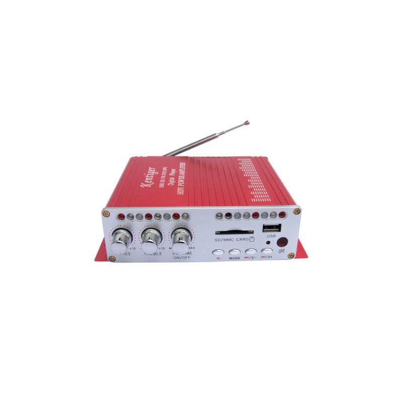 AUTO POWER AMPLIFIER T-300 W/MP3/FM/REMOTE