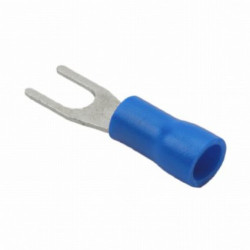 SPADE CONNECTOR BLUE SV2.35 10PCS