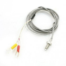 THERMOCOUPLES - K TYPE 600C 2M WRX-31 STUD MOUNT