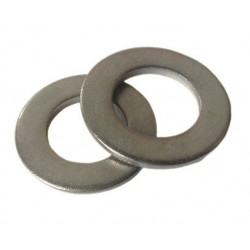 M2.6 FLAT WASHER 100 PCS/PKG