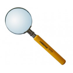 METAL MAGNIFIER GLASS LB10255
