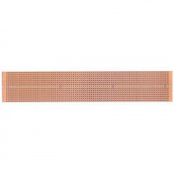 PRINTED STRIP BOARD 81 ROWS 8.4X1 PC-171