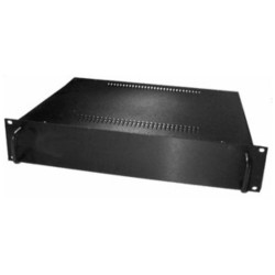 ENCLOSURE, INSTRUMENT RACK CASE 1U-10