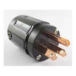 POWER PLUG (IEC - FOR AUDIO) P-029 250V 15A