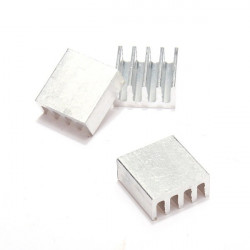 HEAT SINK 14X14X6MM
