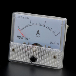 PANEL METER 3A AC 85L1-A