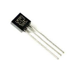 IC LM385 1.2 MICROPOWER VOLTAGE REFERENCES