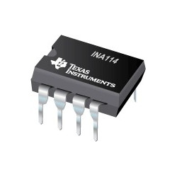 IC, INA114 PRECISE INSTRUMENTATION AMPLIFIER, DIP