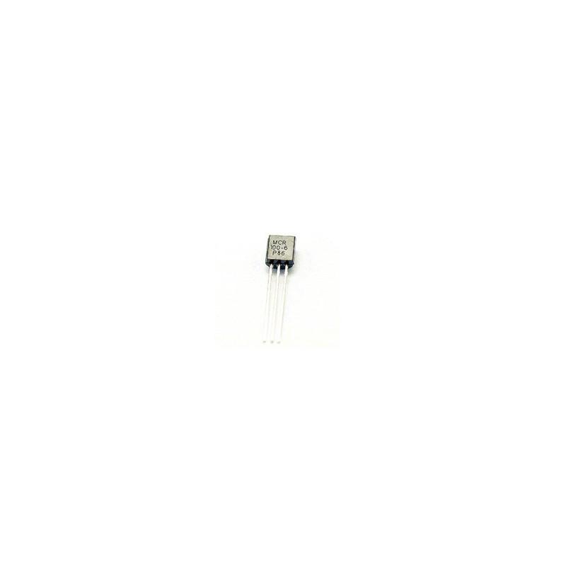 SCR MCR-1008 600V 0.8A