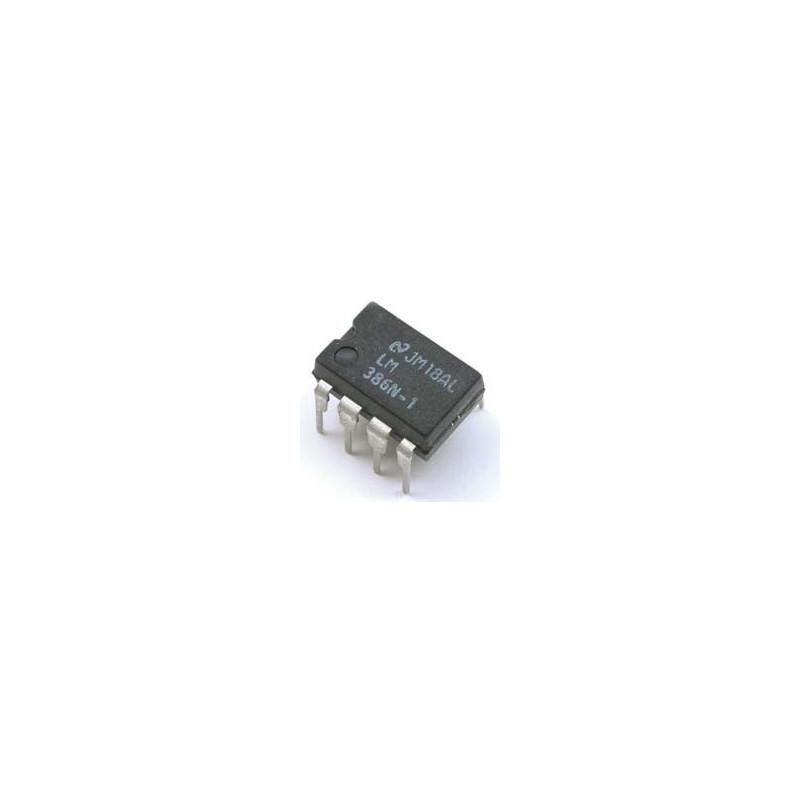 IC LM386 AUDIO AMP