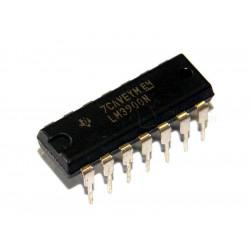 IC LM3900N QUADRUPLE OPERATION AMP