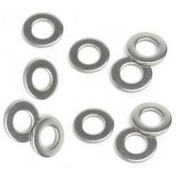 M3 FLAT WASHER 20 PC/PKG