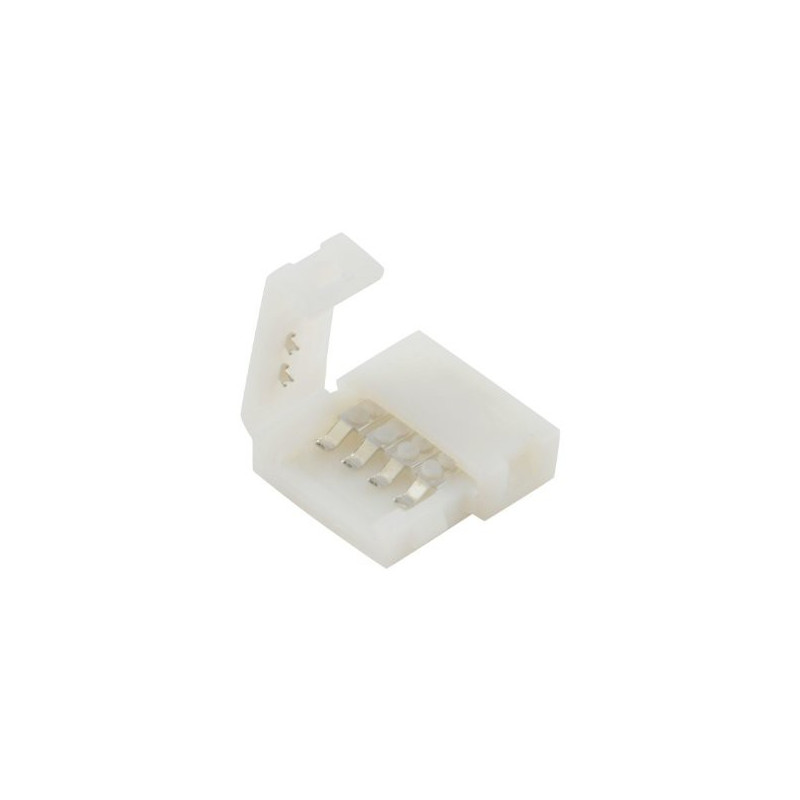 CONNECTOR, 5050, 4 PIN RGB CLIP