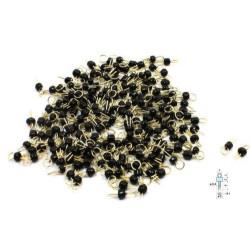 PCB TEST POINT BLACK 20PCS/PKG