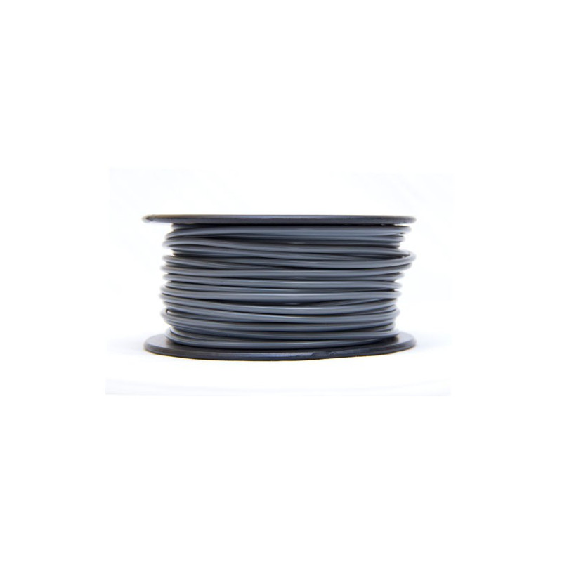 3D PRINTER FILAMENT PLA 1.75MM 0.5KG GREY