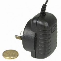 POWER ADAPTOR LINEAR 240VAC TO 9VDC 0.7A 2.1M (AU)