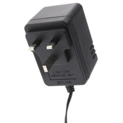 POWER ADAPTOR LINEAR 230VAC TO 9VDC 0.7A 2.1M (UK)