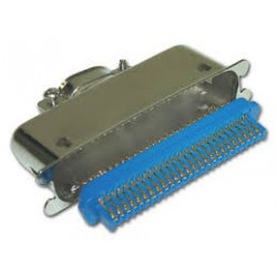 50-PIN CENTRONIC SOLDER TYPE DB-50