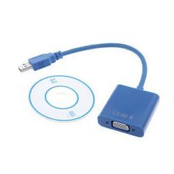USB 3.0 TO VGA ADAPTER 1080P
