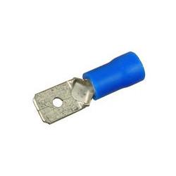 QUICK CONNECTORS BLUE MALE M2-6, 4V 10PCS