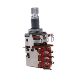 POTENTIOMETER (A) 250K W/PULL PUSH SWITCH
