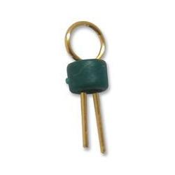 PCB TEST POINT GREEN 20PCS/PKG