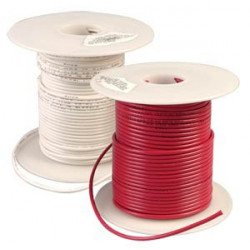 HOOK UP WIRE 16AWG - PER FOOT