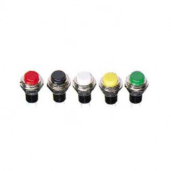 PUSH BUTTON MOMENTARY SWITCH 1NO MS-350R