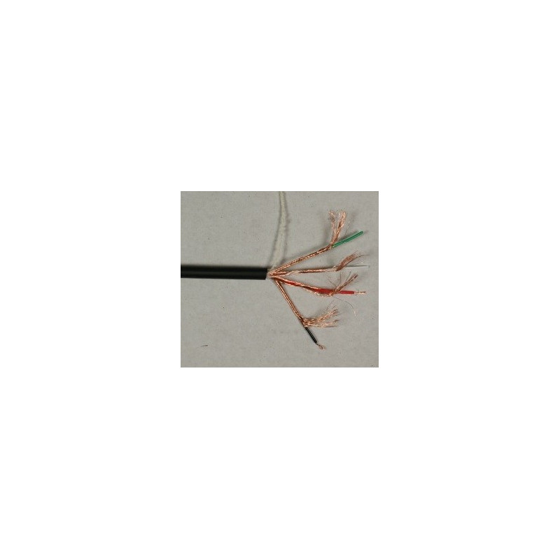 DENKO HI-GRADE MIC CABLE 10X0.12MMX4C