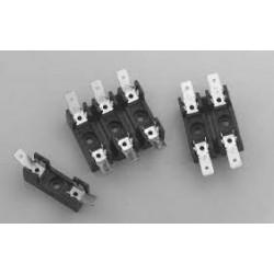 FUSE BLOCK X5 BK/S-8201-3 CSA