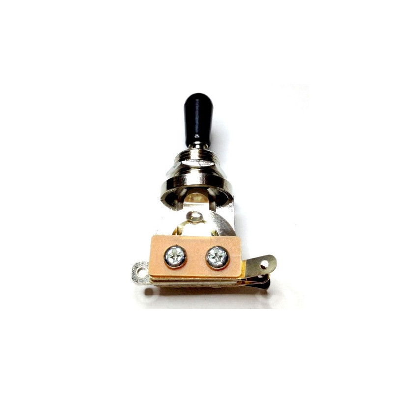 TOGGLE SWITCH STRAIGHT STYLE 3WAY GUITAR