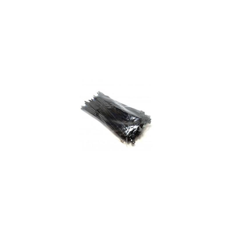 """CABLE TIE 11.81"""" GT-300MB BLK 100PCS"""