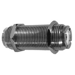 UHF BULKHEAD CONNECTOR 21-267-0