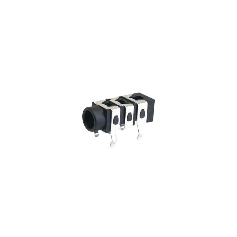 3.5MM 3 POLES PCB JACK