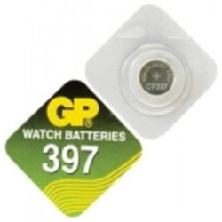 BATTERIES GP397-C5 1.55V SILVER OXIDE