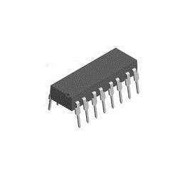 IC 4 CHANNEL OPTO-COUPLER TRANS. ILQ1