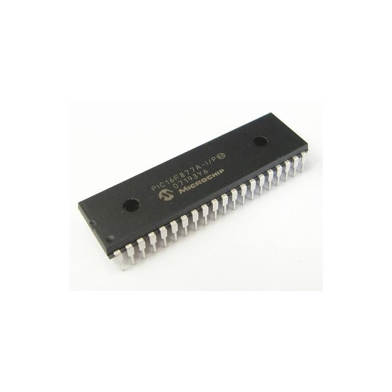 IC PIC16F877A