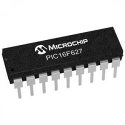 IC PIC16F627-04 1KX 14 COMP 18 DIP