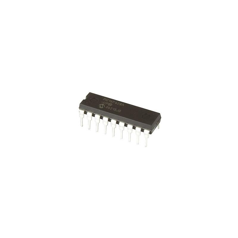 IC PIC16F628 MICROCHIP MICRO CONTROLLER
