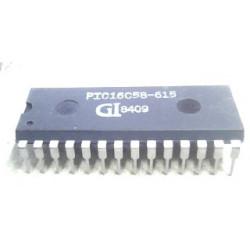 IC PIC16C58 MICRO CONTROLLER