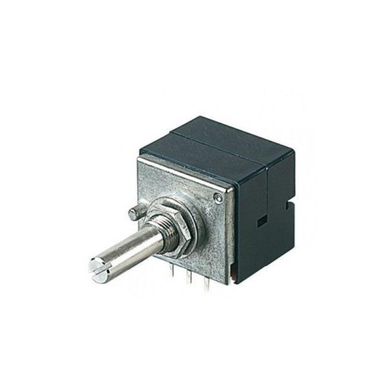 POTENTIOMETER (ALPS) 250KX2(A)