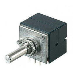 POTENTIOMETER (ALPS) 500KX2