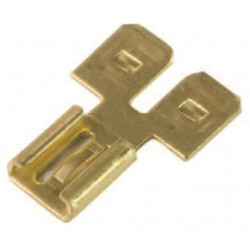 DISCONNECT ADAPTER DOUBLER / T-CONNECTOR 10PC/PKG