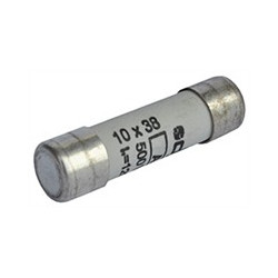 FUSES (POWER:SLOW) 500V 10A D:10XL:38MM