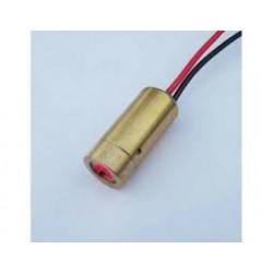 LASER DIODE 3.5V-5.5VDC RED