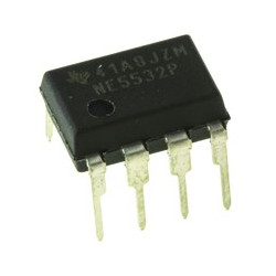 IC LM/NE5532P DUAL OPERATION AMP