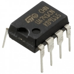 IC UA741 OPERATION AMP