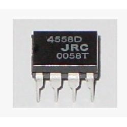 IC RC4558 DUAL G/P OP-AMP